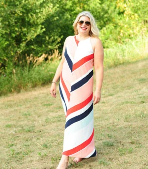 women-i-work-with-liana-raudys-striped-maxi-dress