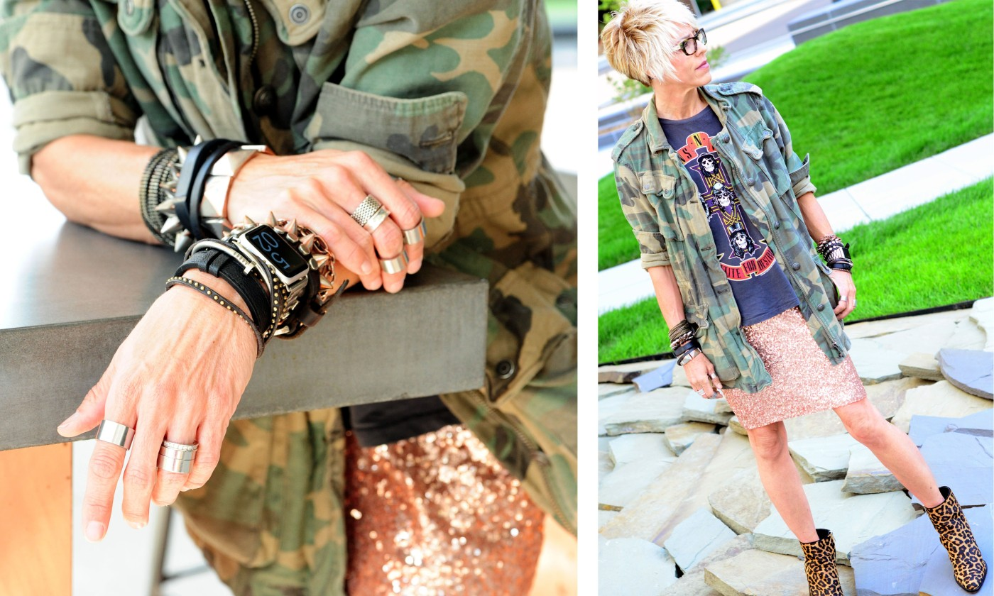 women-i-work-with-jill-pederson-camo-jacket-sequin-skirt