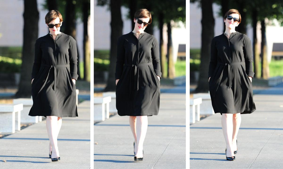 Dress (like aboss).