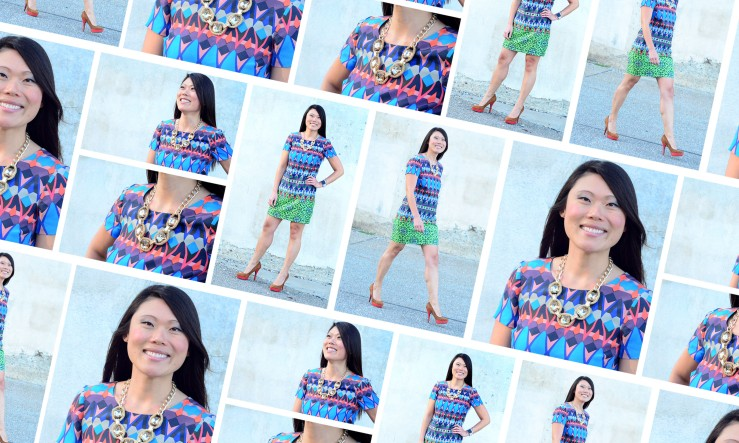 women-i-work-with-kalei-gaines-pattern-dress