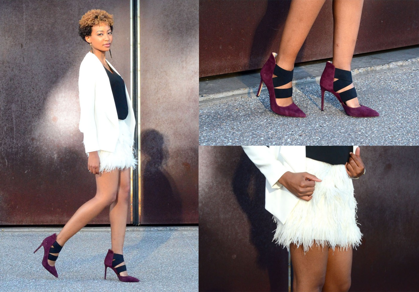 women-i-work-with-shelby-lewis-white-feather-skirt