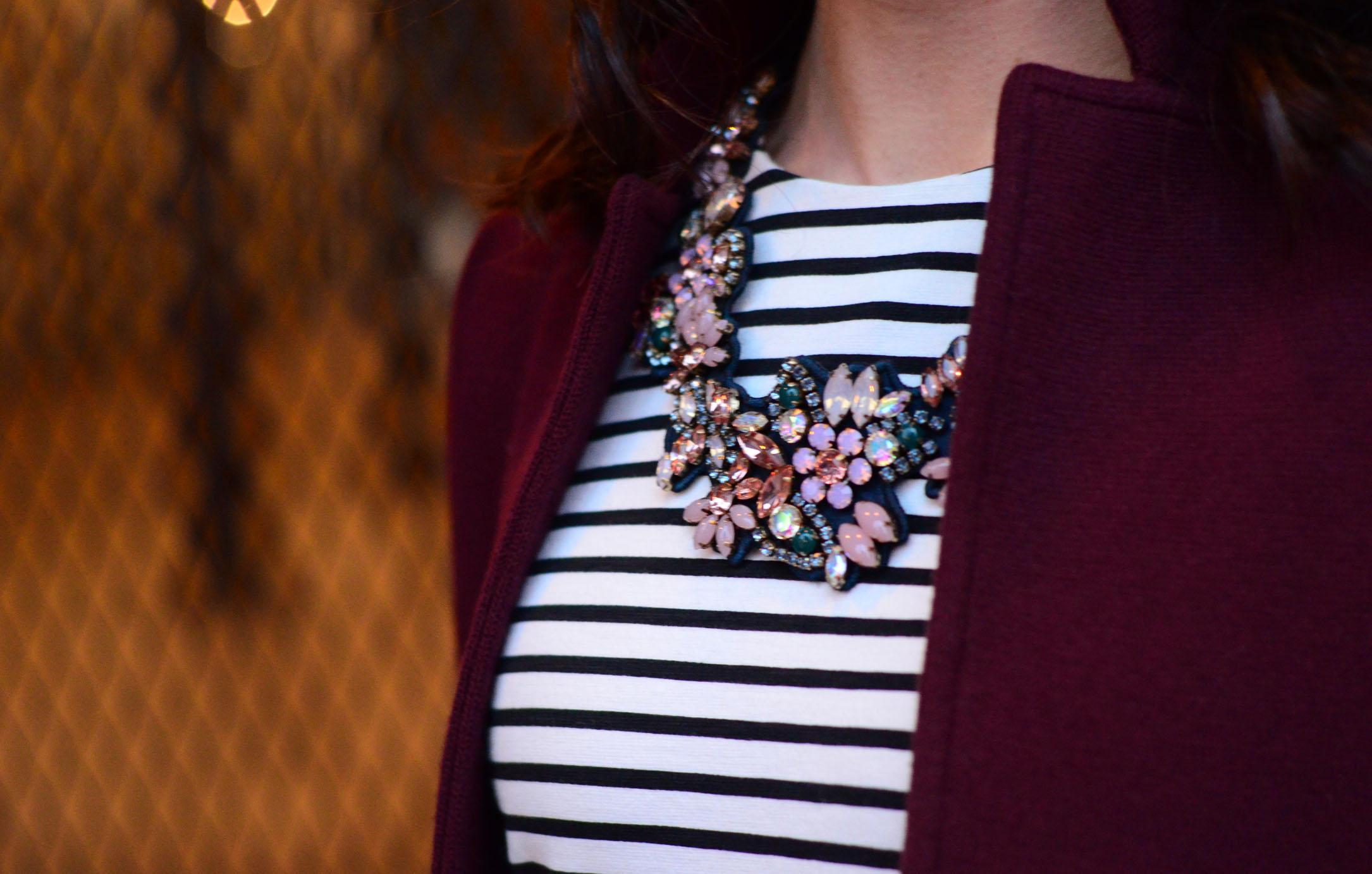women-i-work-with-target-jen-scully-stripe-shirt-maroon-blazer-necklace