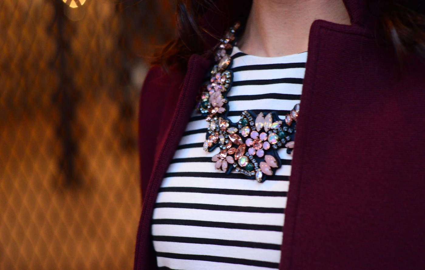 women-i-work-with-target-jen-scully-stripe-shirt-maroon-blazer-necklace