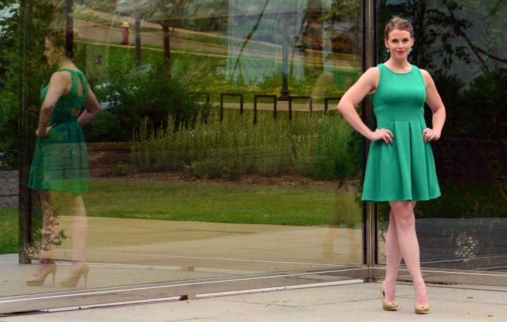 women-i-work-with-anne-mezzenga-green-dress-walker-sculpture-garden