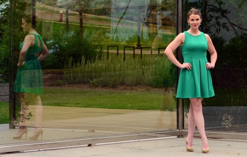 women-i-work-with-anne-mezzenga-green-dress-walker-sculpture-garden