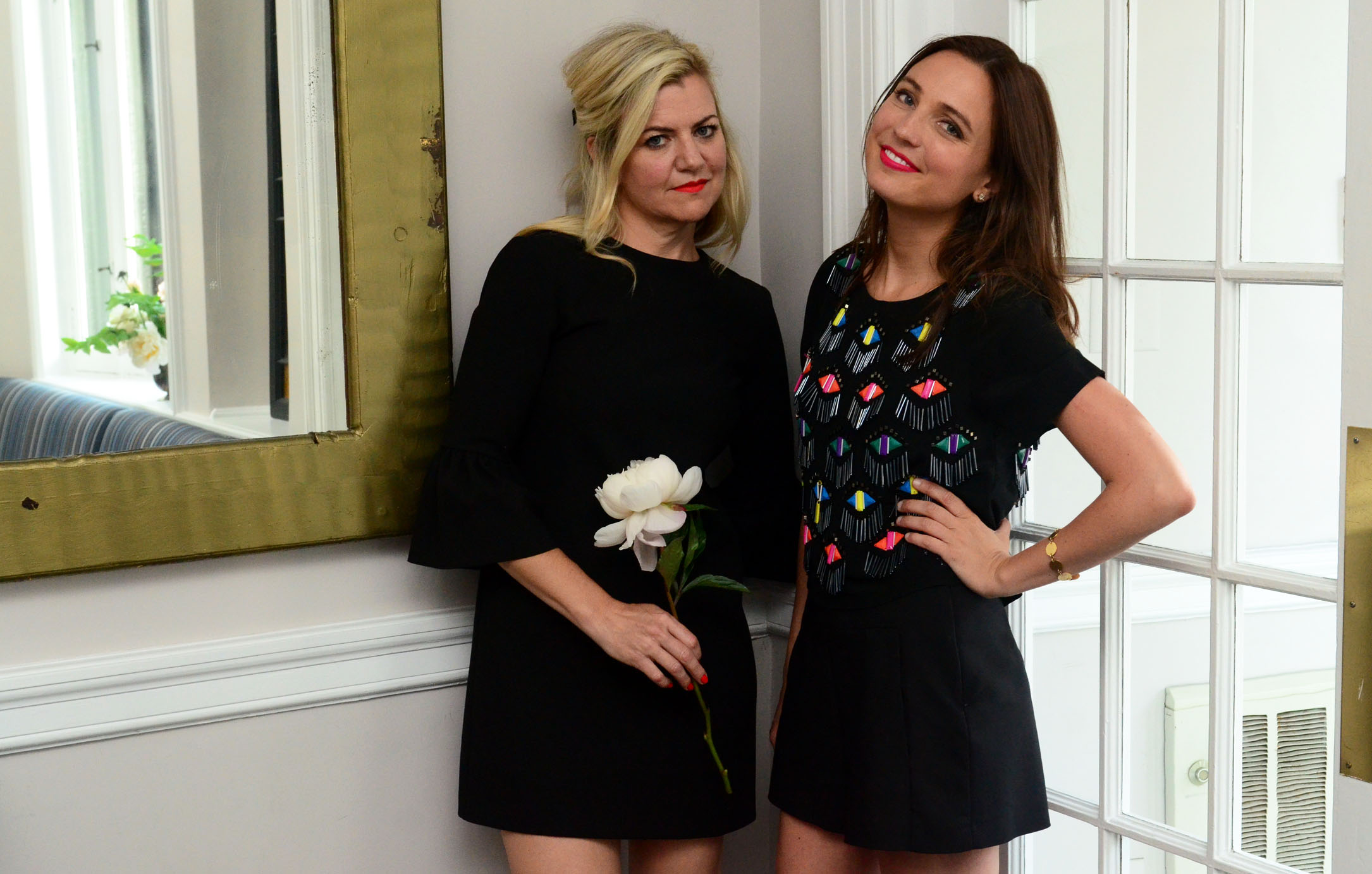 women-i-work-with-going-out-in-style-erin-furey-cassidy-iverson-black-outfits